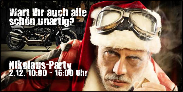 Open House mit den Harleys 2018