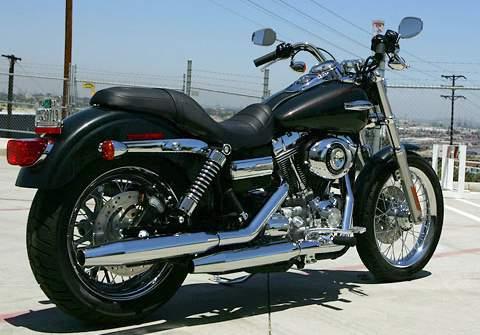 Harley Davidson Fxdci Dyna Super Glide Custom 2007 Bei