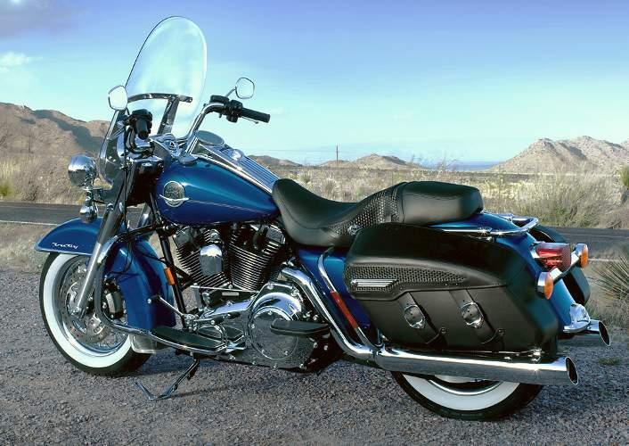 Harley Davidson Flhrci Road King Classic