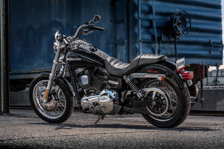 Harley Davidson Low Rider Custom