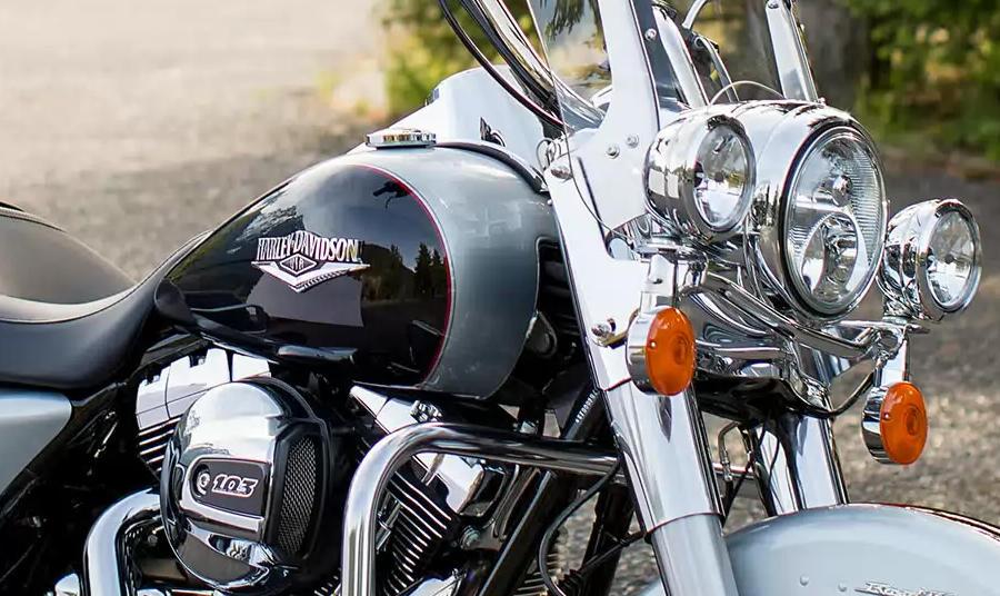 Harley Davidson Road King Classic Colors