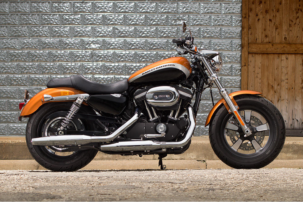 Harley Davidson Sportster Xl 1200 Custom Limited A