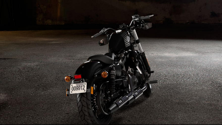 Harley-Davidson Sportster Forty-Eight 2017 - Farben und Preise