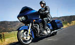 Mietmaschine Road Glide Special