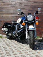 Bei uns: Road King Police