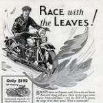 Race with the leaves, 1931