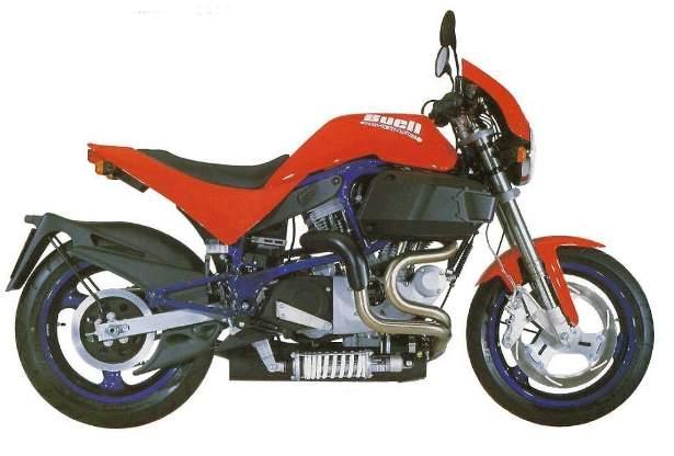 Alle Buell Bikes von von 1984 - 2006