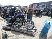 Harley on Tour und Party, 15./16.Juni 2014