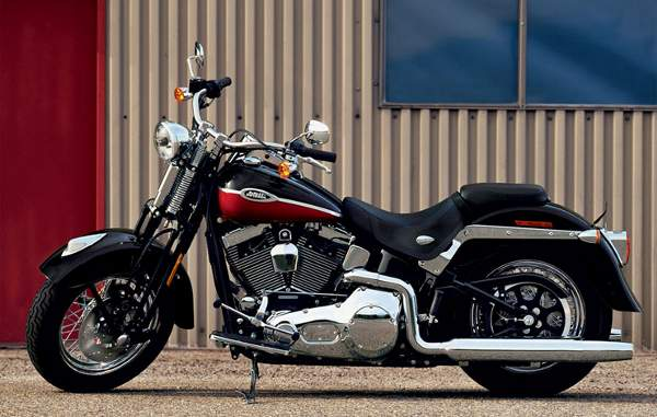 Harley Softail Slim >> FLSTSCI Softail Springer Classic 2005 - Harley-Davidson ...