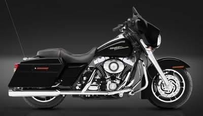 Harley-Davidson FLHXI Street Glide 2007 bei Motorrad-Matthies