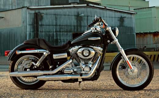 Harley Davidson Fxdci