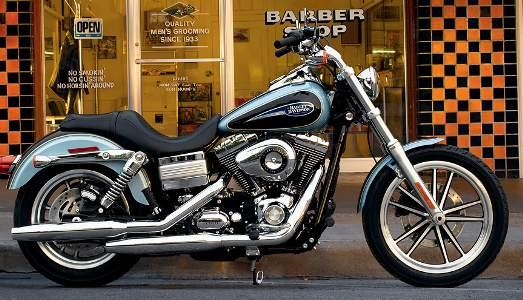 Harley Davidson Fxdl Dyna Low Rider 2008 Bei Motorrad
