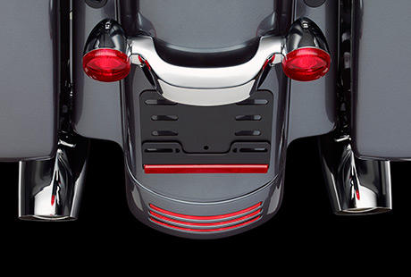 Harley Davidson Touring Street Glide Modell 2014 Features
