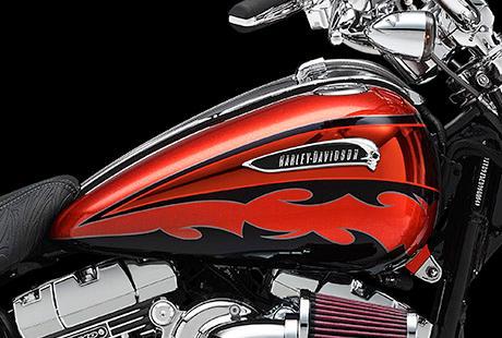 Harley Davidson Cvo Screamin Eagle Softail Breakout Modell