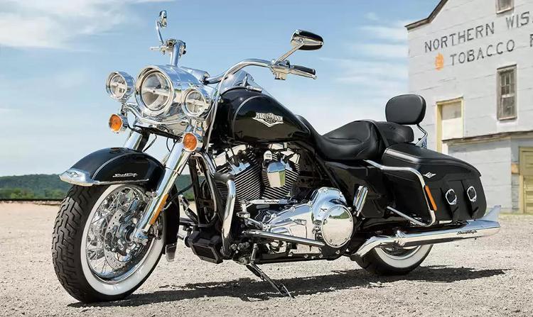 Occasion Moto Harley Davidson Road King Classic