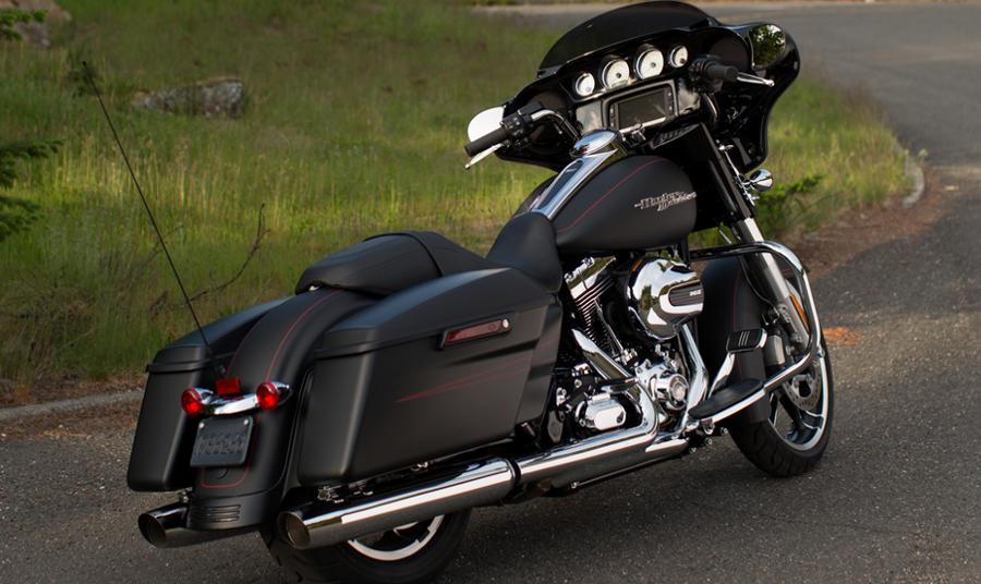 Harley-Davidson Street Glide Special 2015 - Bike & Bildergalerie