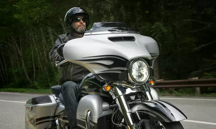 Harley Davidson Electra Glide Ultra Limited Cvo