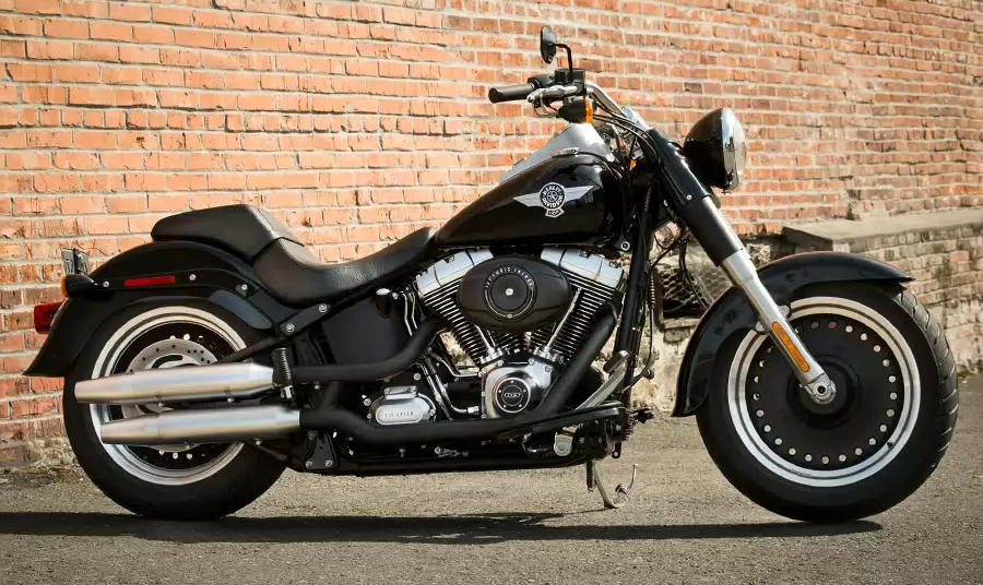 harley davidson softail fat boy special 2015 bike bildergalerie. Black Bedroom Furniture Sets. Home Design Ideas