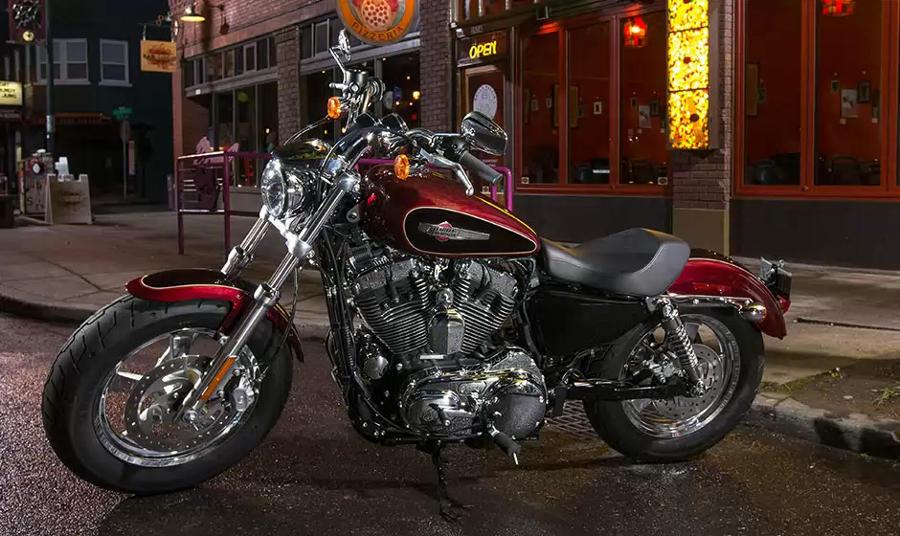 Harley Davidson Sportster Neupreis