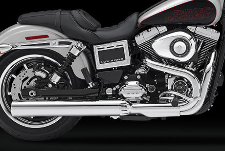 Harley Davidson Dyna Low Rider 2015 Features