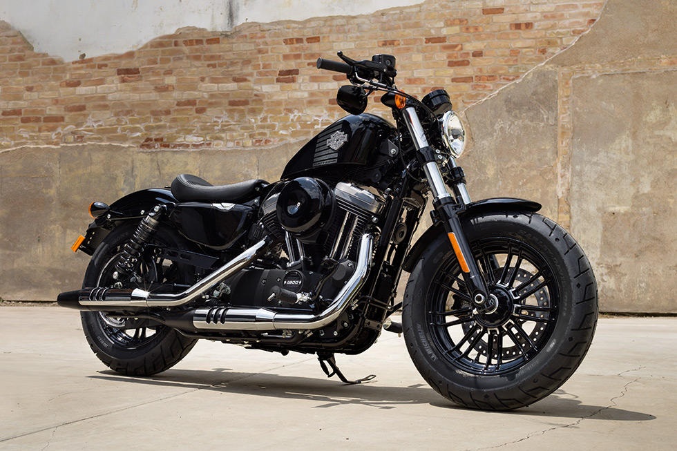harley davidson sportster forty eight modelljahr 2016 bike bildergalerie. Black Bedroom Furniture Sets. Home Design Ideas