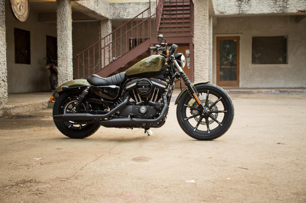 Bridage Harley Davidson  Sportster Xl