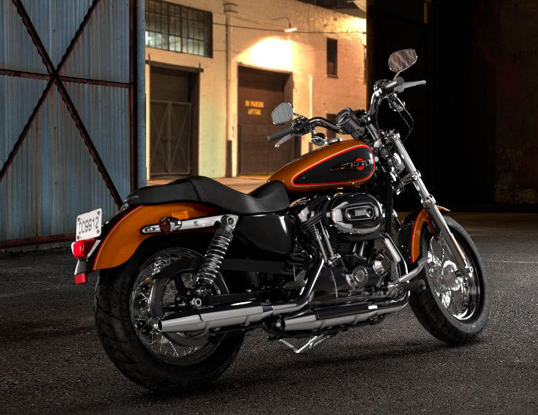 Harley Davidson Sportster  Custom Xlc