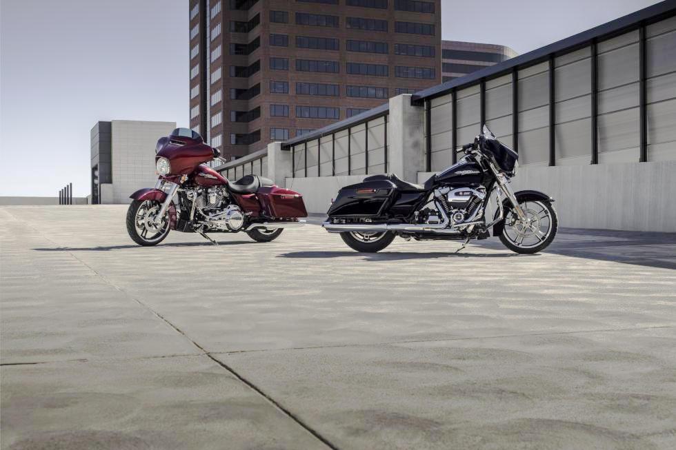 Harley-Davidson Street Glide Special Modelljahr 2017 - Bike ...