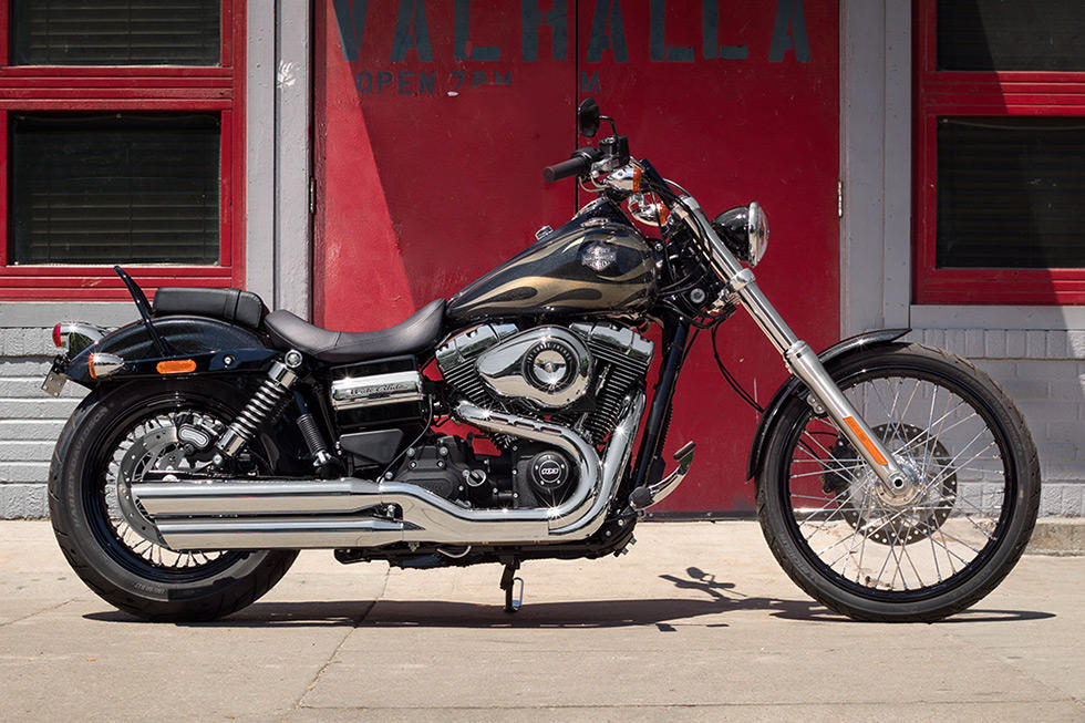 Harley Davidson Black Studded Seat