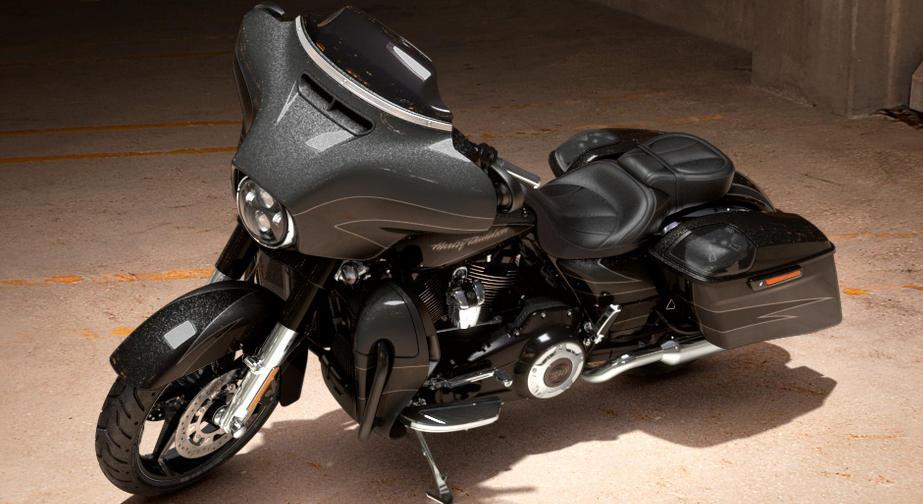 Harley Davidson Flhxse Cvo