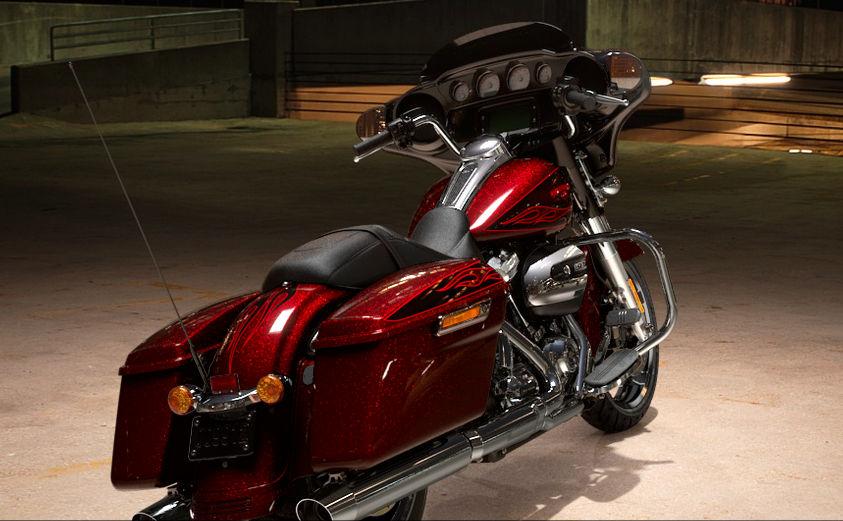 Harley Davidson Streetglide Price