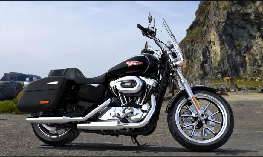 Harley Davidson T Superlow