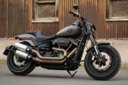 Softail Fat Bob 114