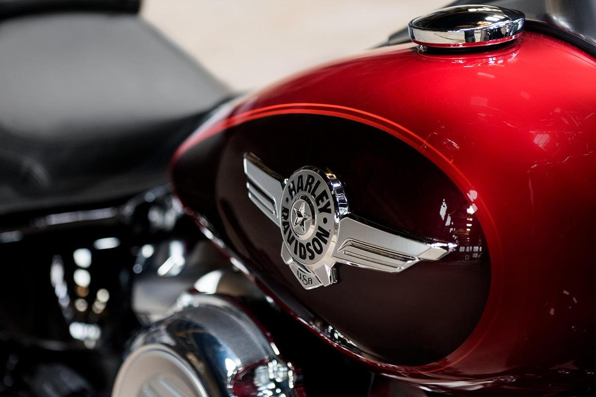 Harley Davidson Fat Boy Classic