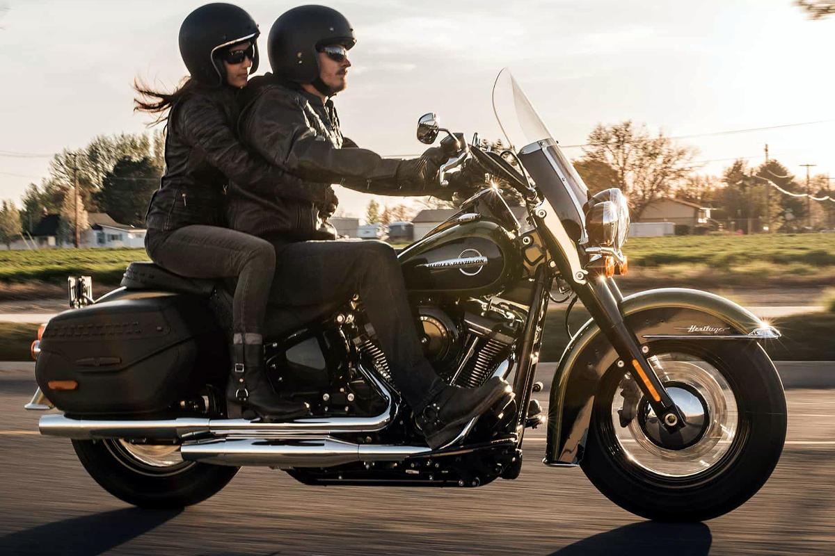 Harley-Davidson Softai...