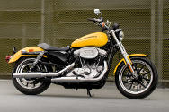 Sportster XL 883 SuperLow 2018