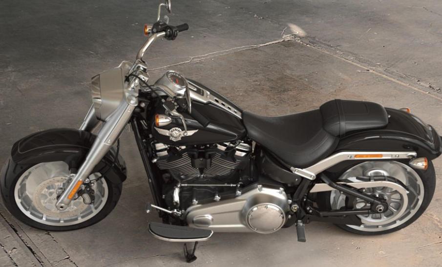 Black Cherry Pearl Harley Davidson