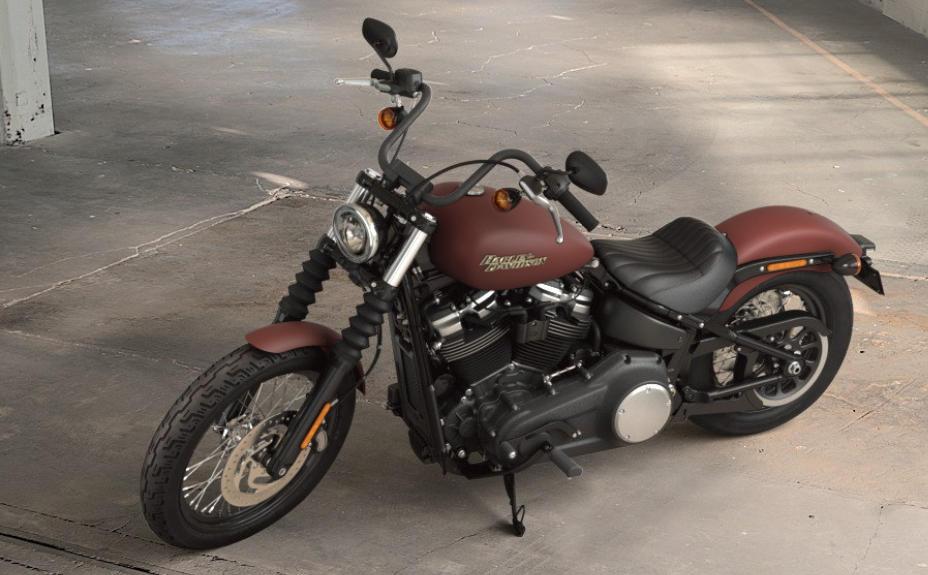 Harley Davidson Softail Street Bob 2018 Farben Und Preise