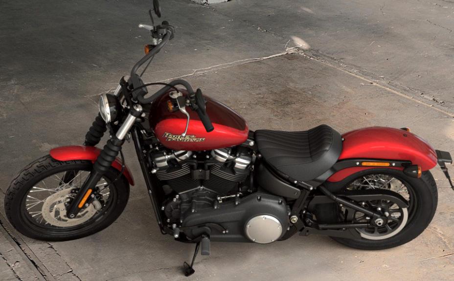 Harley-Davidson Softail Street Bob 2018 - Farben und Preise *)