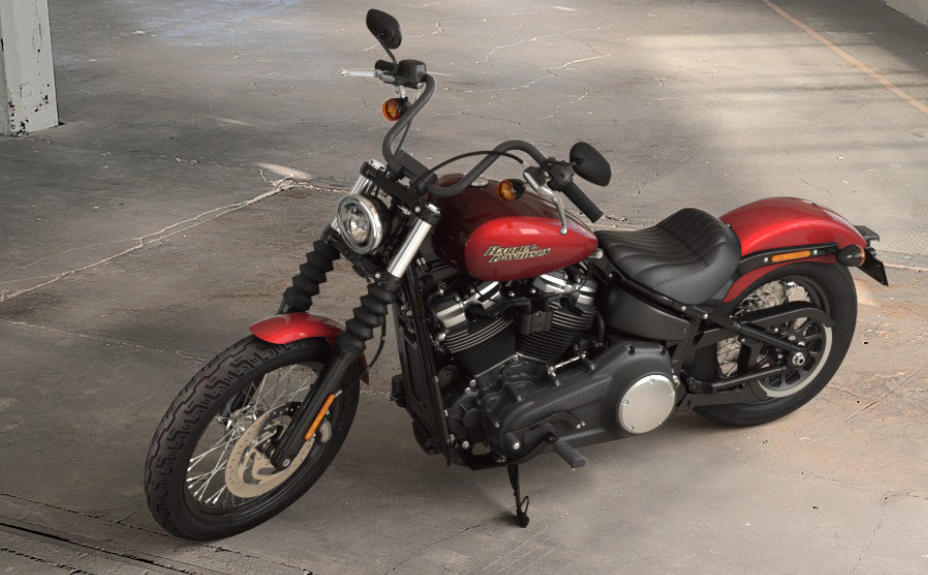 Harley Davidson Street Bob Photos