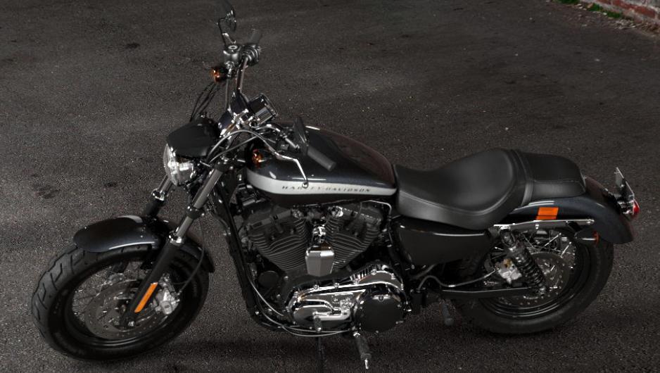 Harley Davidson Sportster 1200 >> Harley-Davidson Sportster XL 1200 Custom 2018 - Farben und Preise *)