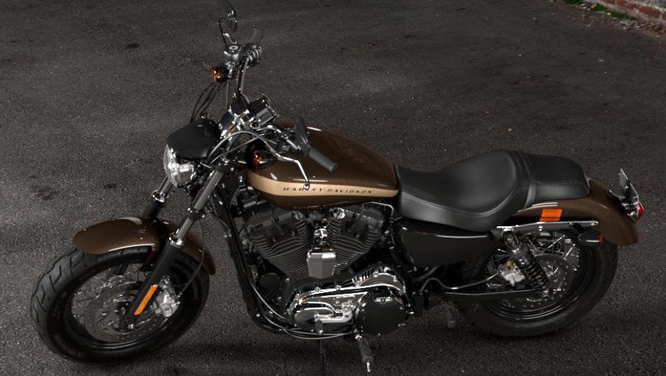 Harley Davidson Sportster Xl  Roadster