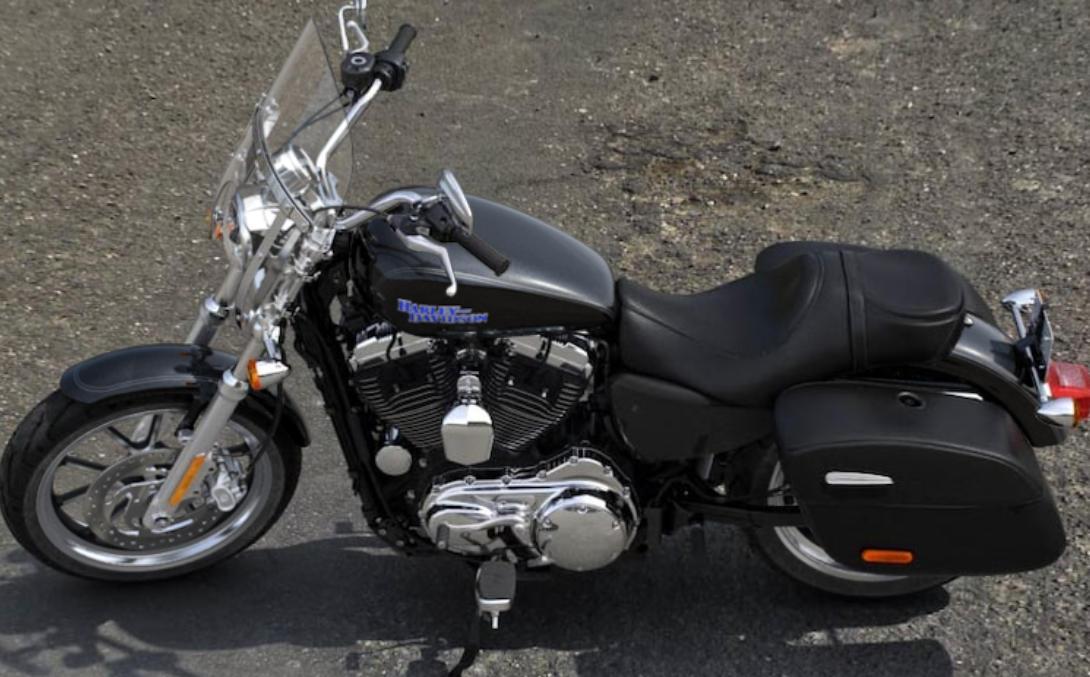 Harley Davidson Sportster Bagger