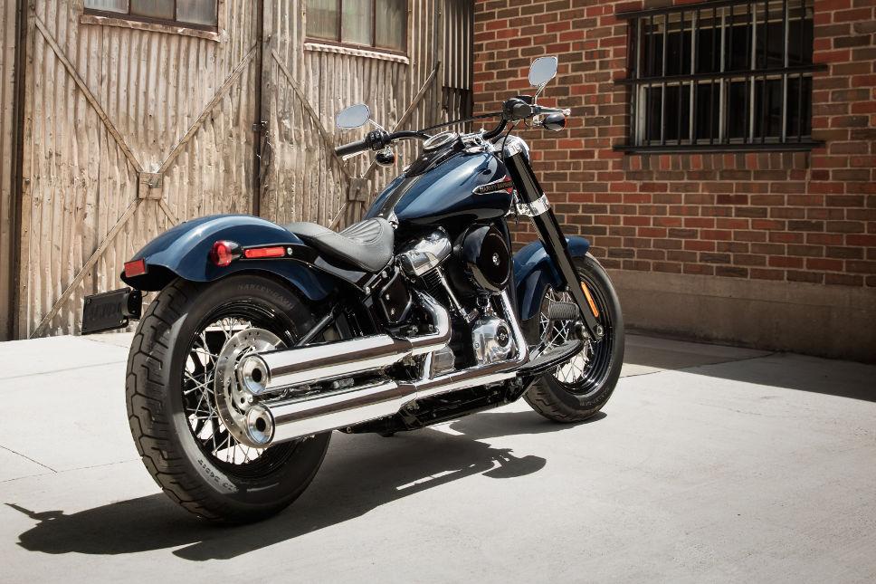 Harley-Davidson Softail Slim Modelljahr 2019 - Bike ...