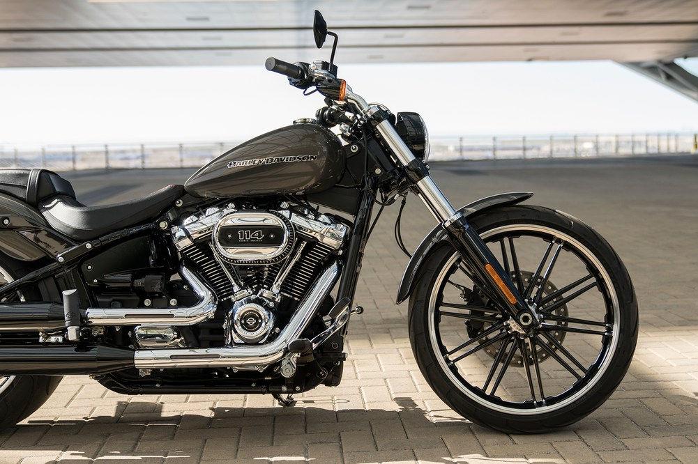 Harley-Davidson Softail Breakout Modelljahr 2019 - Bike ...