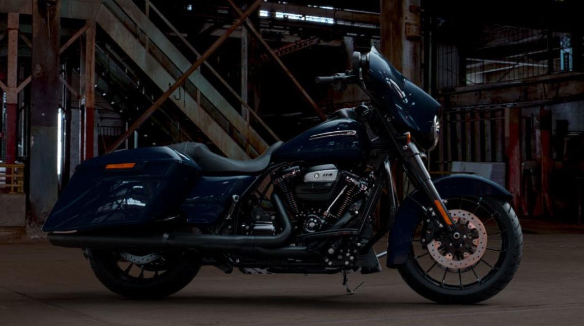 Harley Street Glide >> Harley-Davidson Street Glide Special 2019 - Farben und Preise *)