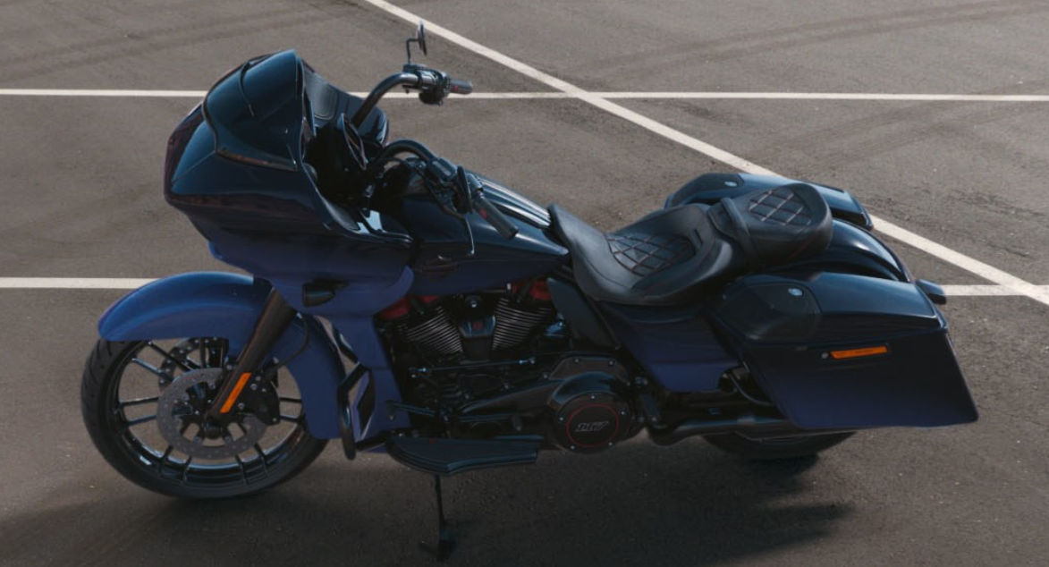 2018 Harley Davidson Road Glide >> Harley-Davidson CVO Road Glide 2019 - Farben und Preise *)