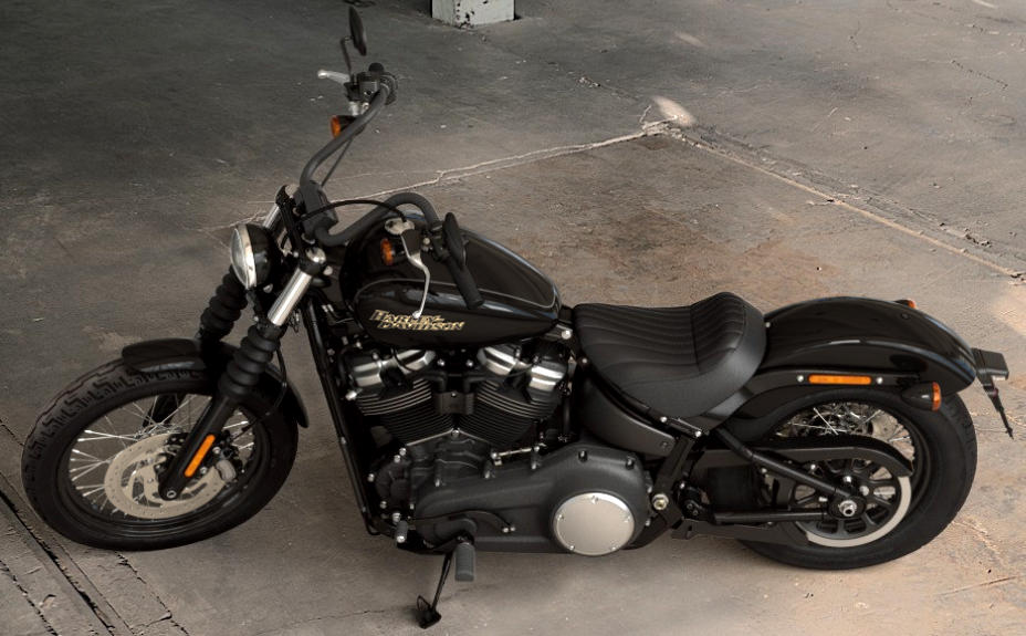 harley davidson softail street bob 2019 farben und preise. Black Bedroom Furniture Sets. Home Design Ideas