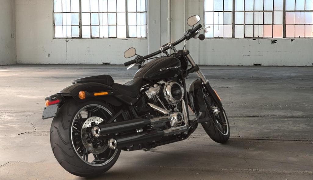 Harley Davidson Breakout Images